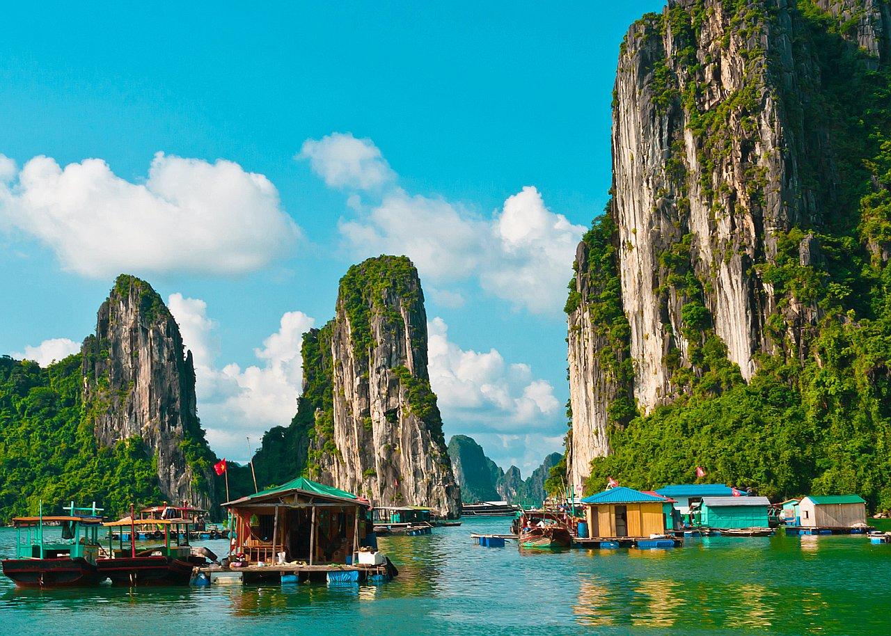 Cупер низкие цены на Вьетнам!
