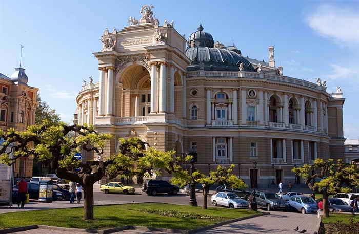 Тур выходного дня в Одессу 31.08