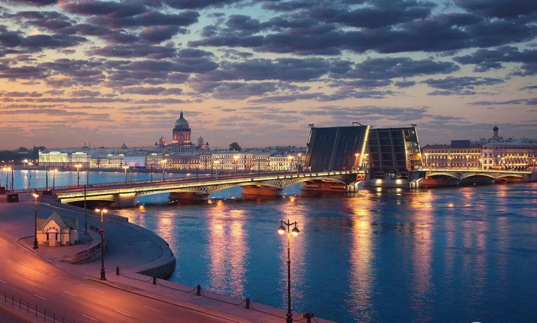 Блистательный Санкт-Петербург. Выезды: 28.04.18; 06.05.18