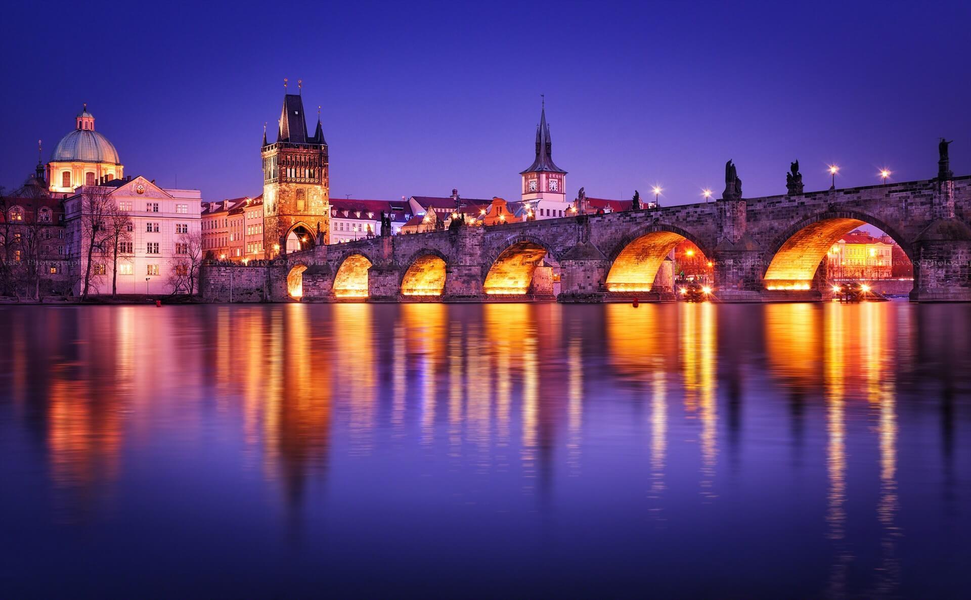 Экскурсионный тур Прага-Дрезден из Гомеля 13.12.2018