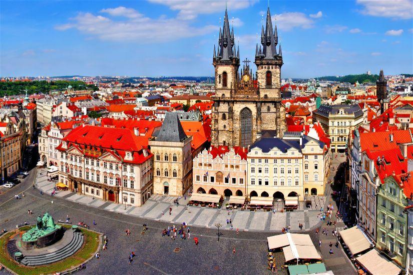 Экскурсионный тур Прага — Дрезден из Гомеля