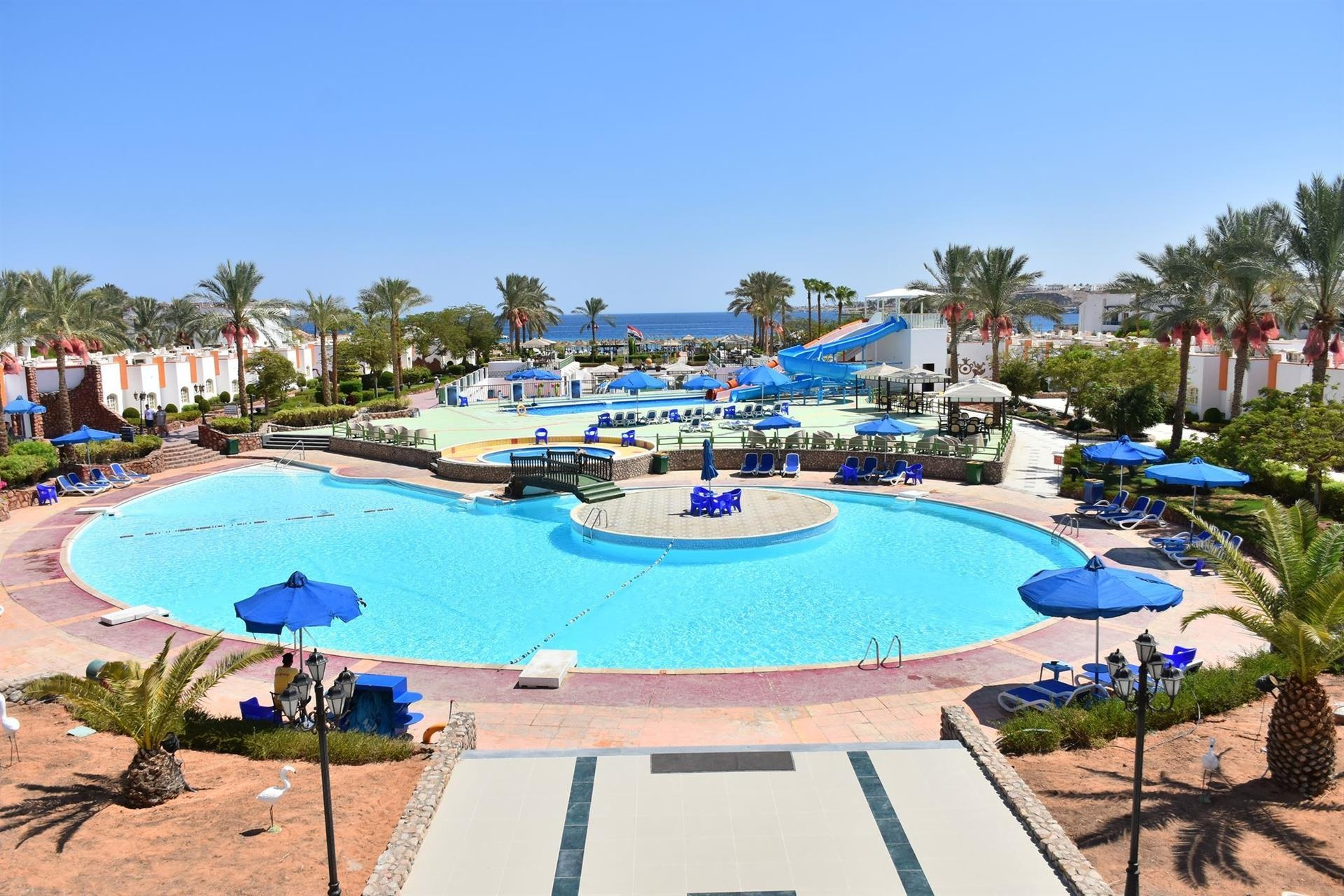 GAFY RESORT SHARM EL SHEIKH 4 ****+